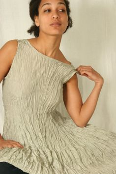 SEIT 30 JAHREN COCON COMERS PRIVATSACHEN silk seide kattun ecocotton sustainablility pioneers of eco fashion linen lyocell plissee crashseide pleats