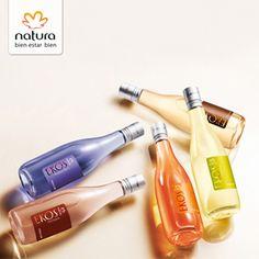 Los aromas tienen más significados de lo que imaginamos. Descubre la inspiración de las fragancias Natura Ekos.