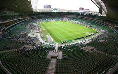 Allianz Parque, estádio do Palmeiras (Foto: Agência O Globo)