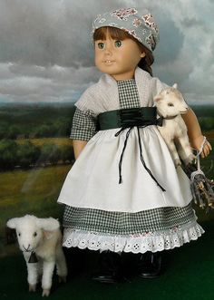 *AG IRISH 09 1. by Sugarloaf Doll Clothes, via Flickr