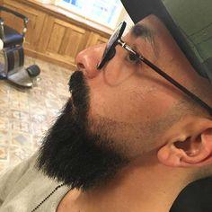 Some beard trim  #barber #barbershop #barberlife #prague #beard #beardtrim #fade