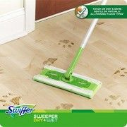 SWIFFER SWEEPER FLOOR MOP STARTER KIT... more detail at http://www.vacuumme.com/shop/swiffer-sweeper-floor-mop-starter-kit/