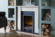 Enjoy cosy nights in by the fire, the perfect centre piece for your living room