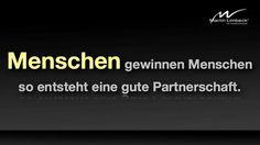 Menschen gewinnen Mnschen. So entsteht eine gute Partnerschaft. www.martinlimbeck.de