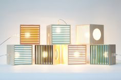 Perfect Christmas Gift, Trendy Wooden Lamp to Build! - DIY Lamp Wood Lamp