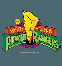 Mighty Morphin Power Rangers Logo
