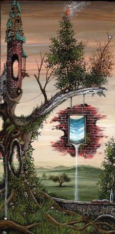 Surrealism...Hans Kanters