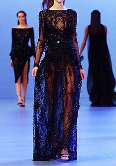 Elie Saab Paris Fashion Week 2014