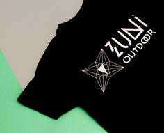 Zuni Outdoor / logo design by Francesco Mancin, via Behance