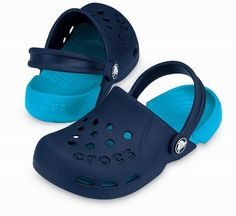 Crocs Electro Navy/Electric blue