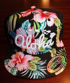 Aloha 2 Hat