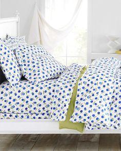 Blueberries Bedroom - Garnet Hill