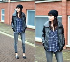The new grunge (by Lucy De B.) http://lookbook.nu/look/4600333-The-new-grunge