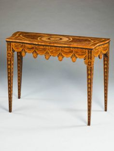 A Late 18th Century Side Table