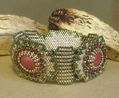 TUTORIAL Phoenix Bracelet and Ring. Tutorial $15