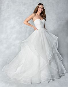 WED2B Wedding dress - VIVA BRIDE - Hadley  - WED2B
