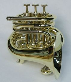 Jim Bell Caduceus Trumpet ----Would this be the short model? Can the player hear it before the listener? Guitar Musical Instrument, Brass Instrument, Trumpet Instrument, Trombone, Brass Music, French Horn, Brass Band, Jazz, Music Stuff