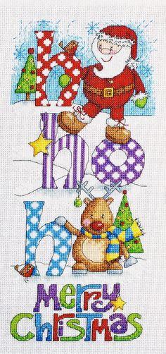 Feliz Natal: Ho!Ho!Ho!