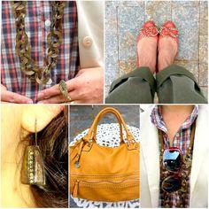 blog v@ LOOKS | por leila diniz: calça MASCULINA e camisa sem manga ontem + CRUCIFIXO e mocassim do sábado + msg DEUS