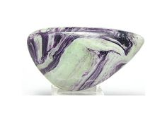 this is a very cool idea Rare Purple Clinochlore Mineral Kammererite by FenderMinerals, $65.00