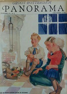 Sinterklaas cover, Panorama 1935
