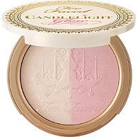 Too Faced - Candlelight Glow Highlighting Powder Duo in Rosy Glow #ultabeauty