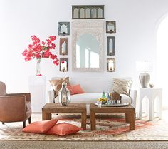 Everything Old Is New Again: Our Antique Moroccan Sconce| Wisteria