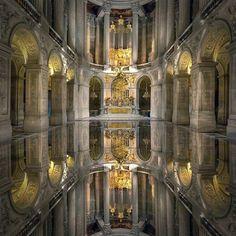 Palais de Versalles, France/Francia
