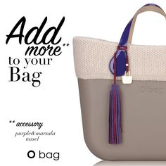 3567550737a6 Get colorful accessories and add more to your O bag!   Obag