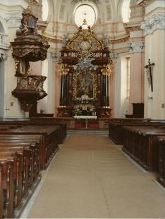 Sv. Vavrince Kostel in Jablonn� v Podjested�