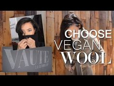 [WATCH] Vegan Wool Is the Fashion Industry's Next Big Thing, and That's Good News for Sheep | Fashion | Living | PETA
