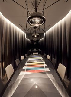 W Hotel Seattle by Skylab Architecture, Seattle Washington hotel hotels and restaurants Corporate Interiors, Office Interiors, Commercial Design, Commercial Interiors, Seattle Hotels, Downtown Seattle, Estilo Art Deco, Cove Lighting, Home Office