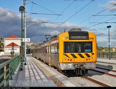 RailPictures.Net Photo: CP 2296 Caminhos de Ferro Portugueses Alsthom CP 2240 series at Tortosendo, Portugal by J.C.POMBO