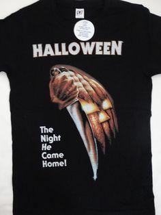 4261a3ea6 Michael Myers Halloween Movie The Night He Came Home T-Shirt #Halloween  #TShirt