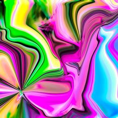 'Crazy Colors' by ADM  Photography
