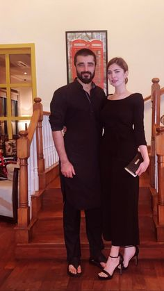 Naimal Khawal wearing a black kurta with churidar Indian Gowns Dresses, Pakistani Dresses, Beauty And Beast Quotes, Cute Couple Selfies, Fashion Pants, Fashion Outfits, Liberty New York, Cool Girl Pictures, Kate Middleton Style