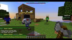 "Minecraft - 50 Subscriber Special: Part 1 ""Bad Mineplex Skills xD"""