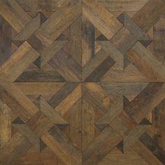 antique french oak flooring chaumont pattern