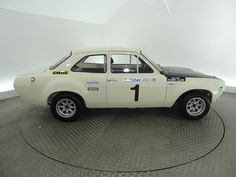 Conditions Mike Wood, Monte Carlo Rally, Ford Rs, Ford Escort, Bond Street, Ford Motor Company, Rally Car, Mk1, Motor Car