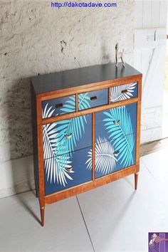 619 RETRO FURNITURE countrydecor country decor countryfurniture country furniture home decor homedecor boho bohodecor bohodecorideas bohochic interiors interiordesign Tropical Furniture, Funky Furniture, Colorful Furniture, Paint Furniture, Repurposed Furniture, Shabby Chic Furniture, Furniture Projects, Furniture Makeover, Furniture Nyc