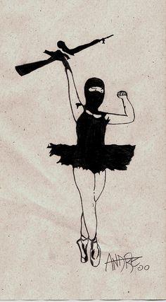 Anti Fascist Action, via Flickr.