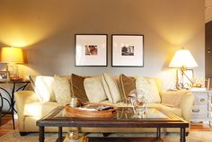 Home Tour: The Morrow's Cottage-Style Ranch | the curtis casa