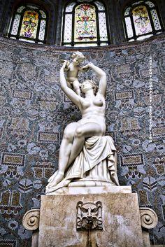The Gellert Bath_ Phot:Adolph Huszar: Venus. Hungary, Budapest