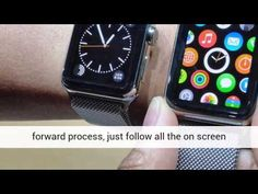 Apple Watch Sports Space Grey Aluminium Case