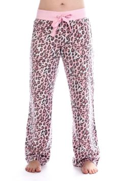 5514bcff9f Women`s Soft Microfleece Plush Premium Lounge Sleep Pants (Junior Size)