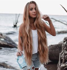 holy fuck this hair Black Women Hairstyles, Pretty Hairstyles, Straight Hairstyles, Beautiful Long Hair, Gorgeous Hair, Natural Hair Styles, Short Hair Styles, Super Long Hair, Really Long Hair