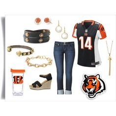 """""""Go Bengals"""" by audrey-meade on Polyvore"""