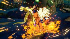 Dragon Ball FighterZ - Frieza vs Goku SSJ3