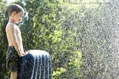 Vive l'été et les jeux d'eau ! Photos, Water Games, Life, Pictures, Cake Smash Pictures