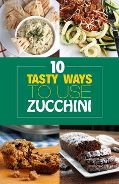 10 Tasty Ways to Use